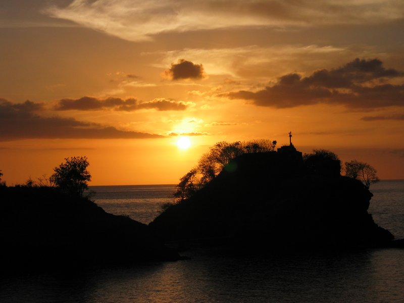 St. Lucia Sunset